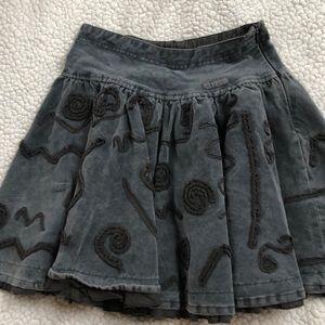 Eliane et Lena Collection skirt (Paris)- size 8A
